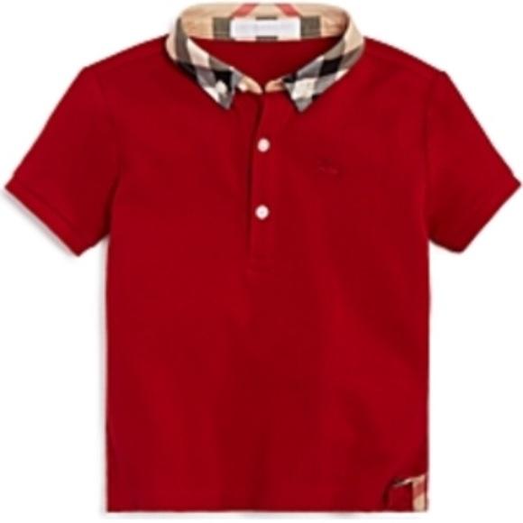 812eb8b32da Burberry Other - ⭐️PROMO⭐ Toddler Boys Burberry Polo  William